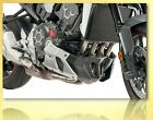 PUIG Engine Spoilers Matte Black 2018-19 HONDA CB1000R NEO SPORTS CAFE - 9746J