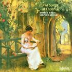 ROBERT WHITE, STEPHEN PIANO HOUGH - Bird Songs At Eventide - CD - Import - *NEW*