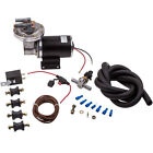 Electric Vacuum Pump Kit for Brake Booster 12 Volt 18 to 22 Brand New