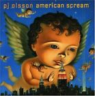 P.J. OLSSON - American Scream - CD - **BRAND NEW/STILL SEALED**