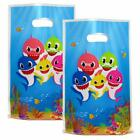 40 Pack Party Bags Cute Shark Goodie Bags For Birthday Favors Baby Shower Shar
