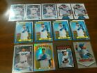 LOT of 13 - Hyun-Jin Ryu Rookie Cards 2013 Topps Chrome Archives Prizm Refractor