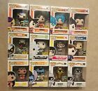 Funko pop collection lot. Exclusive, chase, rare, DBZ, Lilo and Stitch, Bender