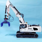 114 RC RC Hydraulic Excavator Model 946 3 with Adjustable Boom Free Shipping