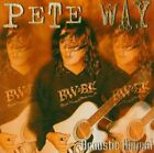 PETE WAY - Acoustic Animal - CD - Import - **BRAND NEW/STILL SEALED** - RARE