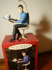 Star Trek Hallmark Collectible Holiday Ornaments - Various shows, 11 in all.