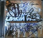 Linkin Park CD Signed Autographed Collision Course
