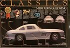 REVELL CLASSICS  1955 300 SL MERCEDES GULLWING MODEL 1/12 SCALE