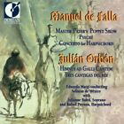 Master Peter's Puppet Show; Psyche; Concerto For Harpsichord - CD - **VG**