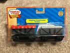 Giggling Troublesome Trucks tank Thomas & Friends Wooden Railway train New