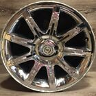 4 Chrysler 300C Factory OEM 18x7 1 2 Alloy Chrome Clad Wheels Rims Set
