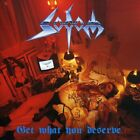 Sodom - Get What You Deserve (CD Used Very Good)