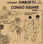 BILAL ABDURAHMAN - Echoes Of Timbuktu And Beyond In Congo Square - CD - *VG*