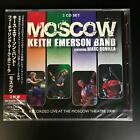 Keith Emerson Band Featuring Marc Bonilla ‎– Moscow [Japanese Import] NEW! 2xCD