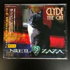 Neil Zaza – Clyde The Cat [Japanese Import] With obi strip. New/Sealed