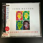 John Wetton – Caught In The Crossfire [Japanese Import] With obi - Sealed/NEW!