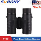 SVBONY Fixed Focus Mid size roof prism 8x32mm Binocular FOR nature observation