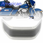 New Front Fender Trim Skirt For Harley Touring Road King Electra Glide 1980-2013
