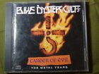 Blue Oyster Cult Career of Evil - The Metal Years CD with Black Blade
