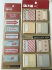 112 Piece Embellishments Lot Card Making Scrapbooking Card stock Crafts Paper