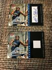 Alana Beard Jersey Autograph Rookie Cards Fleer Ultra Duke Basketball WNBA