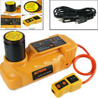 AUTOOL 12V 5T Electric Hydraulic Floor Jack Lift Pump Car SUV 105 335mm