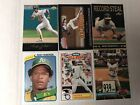Rickey Henderson Cards, Rookie Card and Autographed Memorabilia Guide 9