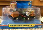 WHIFF & THE SCRAP CARS - Thomas Wooden Railway -- New & Sealed (RARE)