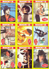 2016 Topps Rocky 40th Anniversary Complete Set - Checklist Added 9
