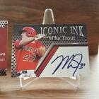 Mike Trout Signs Exclusive Autograph Deal with Topps 3