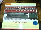 OO Hornby R626 The Talisman Three Coaches Only NO LOCO Damaged Box