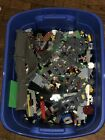 Huge Lot 25 Pound Legos Stagecoach, Ghost Busters, The Lone Ranger Train, GUC