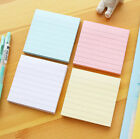 Black Cats Memo Pad Sticky Notes Memo Stationery Student Office Notebook Tags
