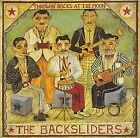 BACKSLIDERS - Throwin' Rocks At Moon - CD - **Excellent Condition** - RARE