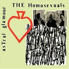 HOMOSEXUALS - Astral Glamour - 3 CD - Box Set - **Mint Condition** - RARE