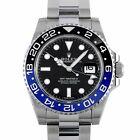 Rolex Oyster Perpetual Date GMT-Master II Watch 116710 BLNR