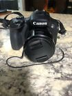 Canon PowerShot SX60 HS 161MP Digital Camera Black