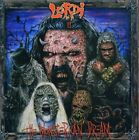 LORDI - Monsterican Dream - CD - Import - **BRAND NEW/STILL SEALED** - RARE