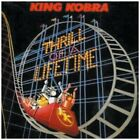 KING KOBRA - Thrill Of A Lifetime - CD - Import Extra Tracks - **Excellent**