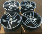 SET OF FOUR 19 x85 95 WHEELS RIMS fit MERCEDES S500 S550 S63 S65 S600 AMG NEW