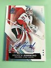 Curious About Andrew Hammond Rookie Cards? There Aren't Many. 21