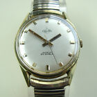 Vintage 1960s Enicar Ocean Pearl Mens 25 Jewels Watch AR 1140