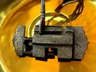 An Antique Tibetan Working Lock and Key with Silver Inlay