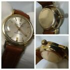 Vintage Womens Hamilton Swiss Automatic 10K Gold Filled One-Piece Case EXC COND