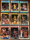 1988-89 Fleer Basketball Complete Set With All Stickers Great Shape!!!