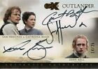 2019 Cryptozoic CZX Outlander Trading Cards 10