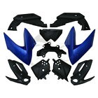 Blue ABS Plastic Fairing Bodywork Cowl kit Suitable For Yamaha XJ6 2009-2012 11