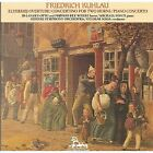 Friedrich Kuhlau: Elf Hill Overture; Piano Concerto, 2-horn Concertino - CD NEW