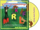 JACK HARTMANN - Leaping Letter Songs - CD - **Excellent Condition** - RARE
