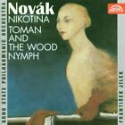 NOVAK V. - Novak: Nikotina / Toman & Wood Nymph - CD - **Mint Condition** - RARE